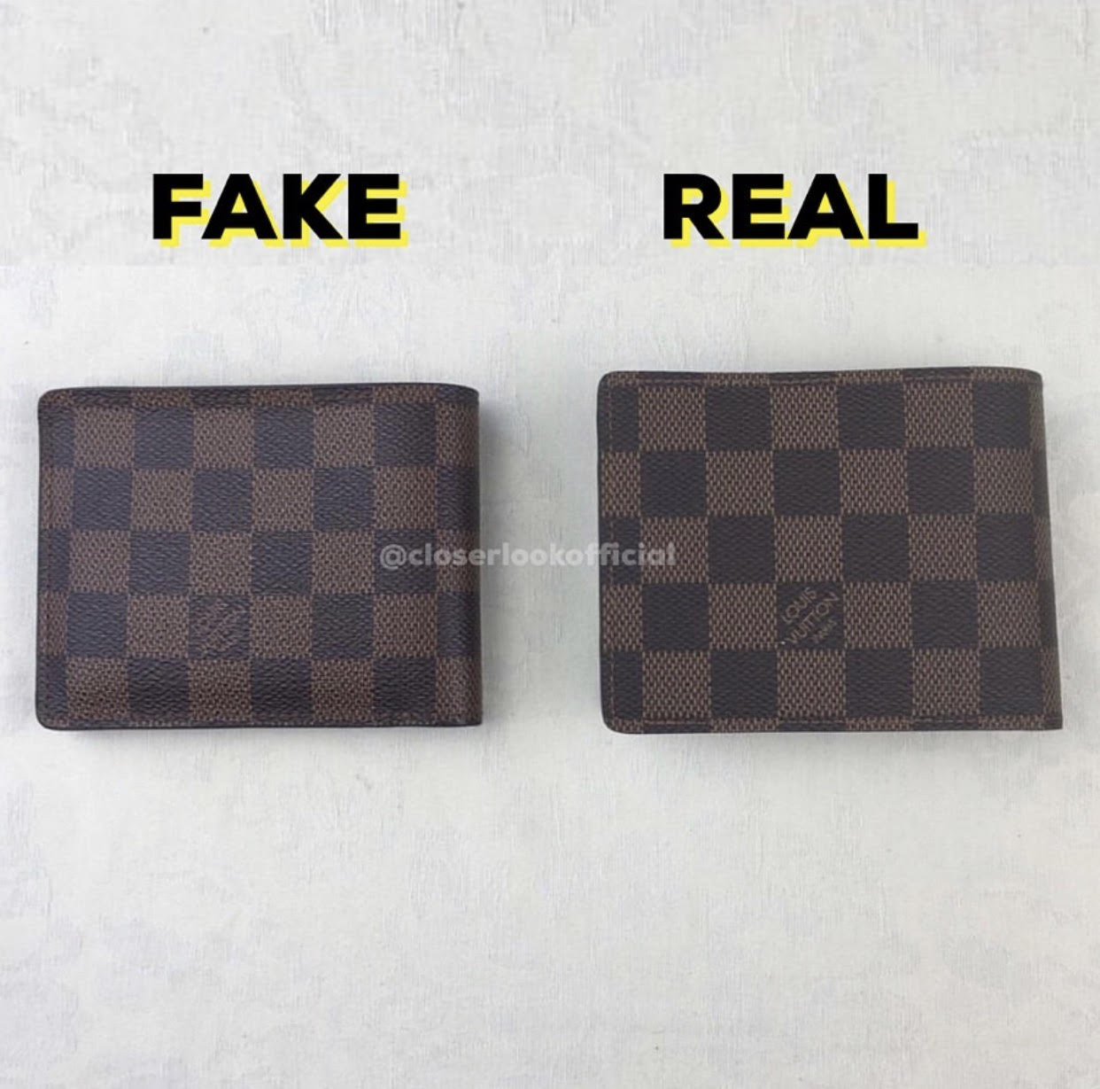 136f0add85e5 How To Spot a Fake Louis Vuitton Multiple Wallet - Brands Blogger