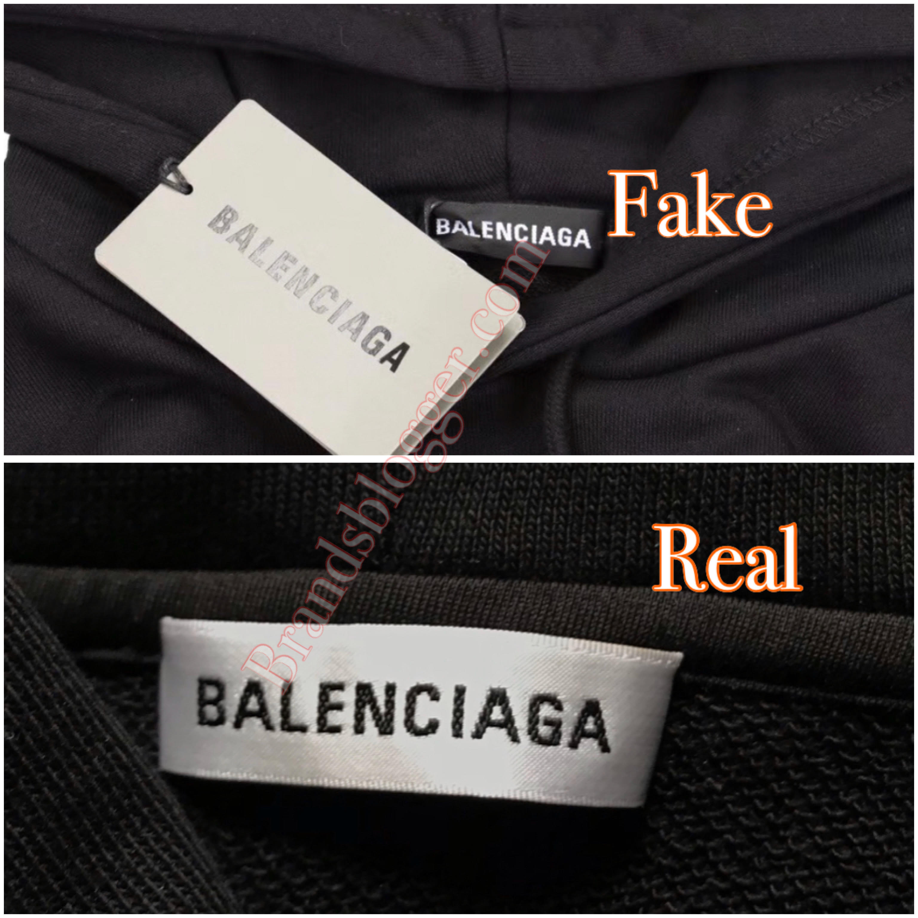 release date cheap for discount website for discount How To Spot A Fake Balenciaga Rainbow Hoodie - Brands Blogger