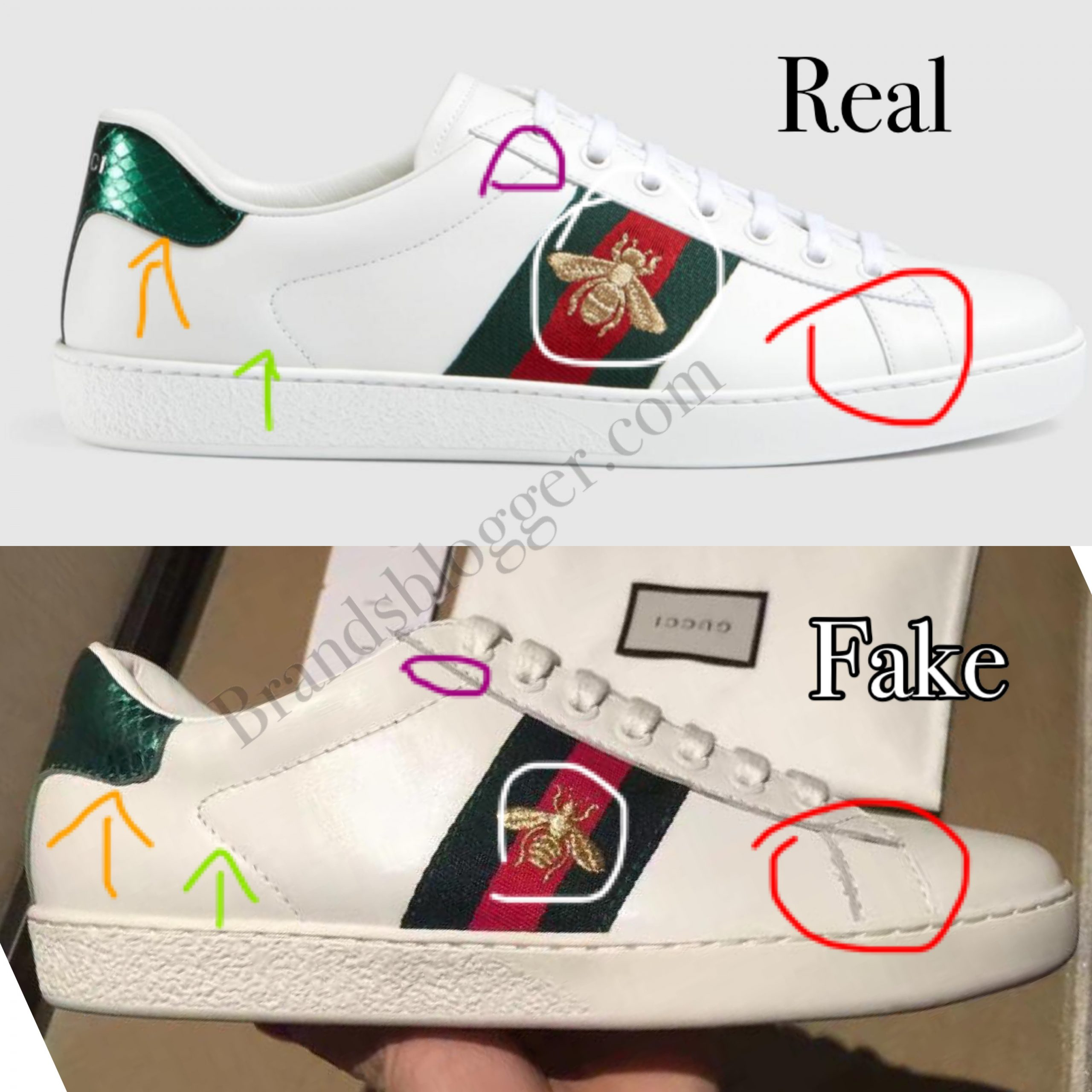 real gucci shoes price