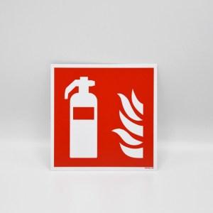 Feuerlöscher Kennzeichnung ISO 7010