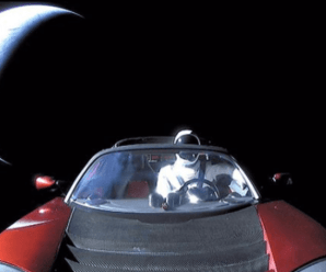 Is Elon Musk's Roadster SpaceX stunt- the Greatest Car Ad ever?