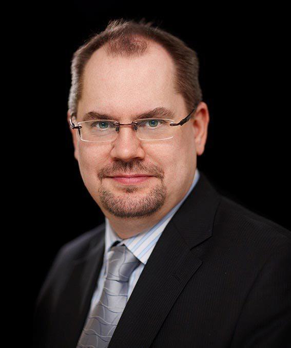 Janne Paananen, Kierownik technologiczny, Eaton EMEA