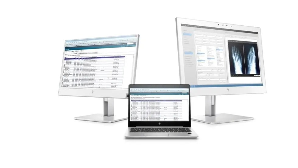 HP – nowe urządzenia dla medycyny HP Healthcare Edition Portfolio