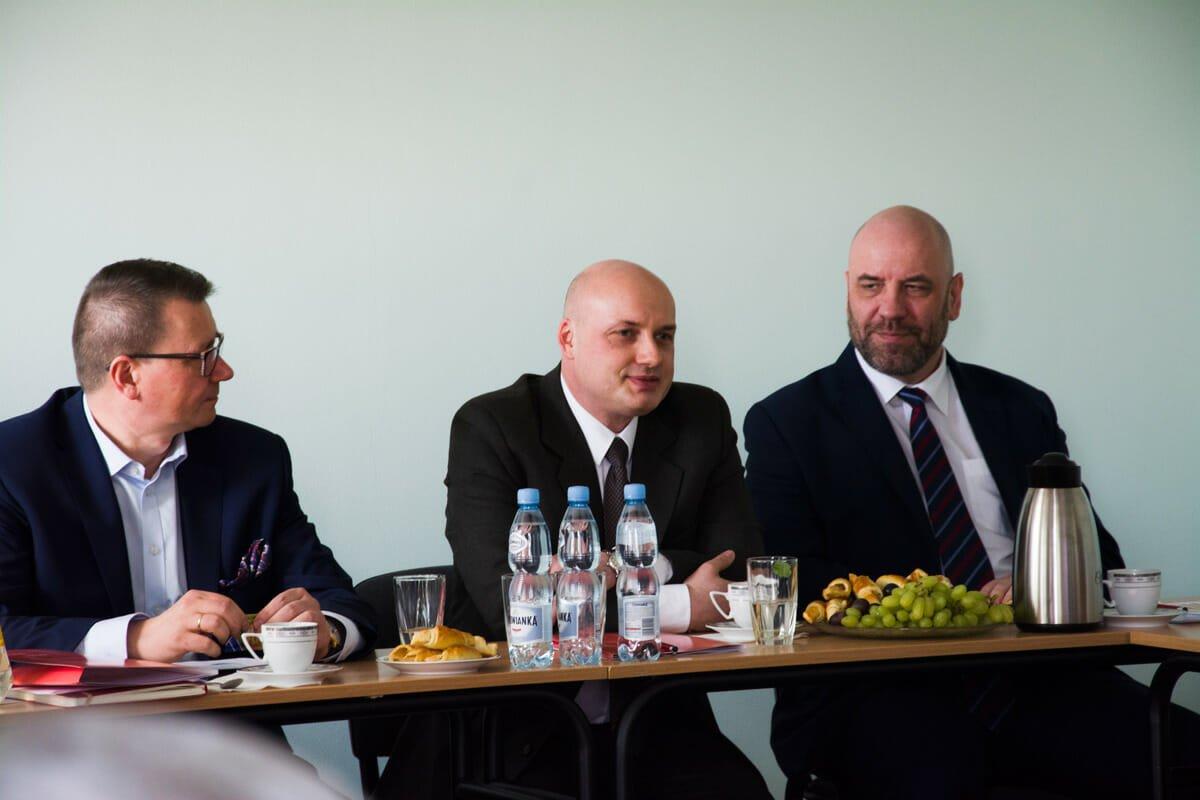 WSH  Uczelnie stawiają na e-biznes – WSH z Radą biznesu DSC 0932