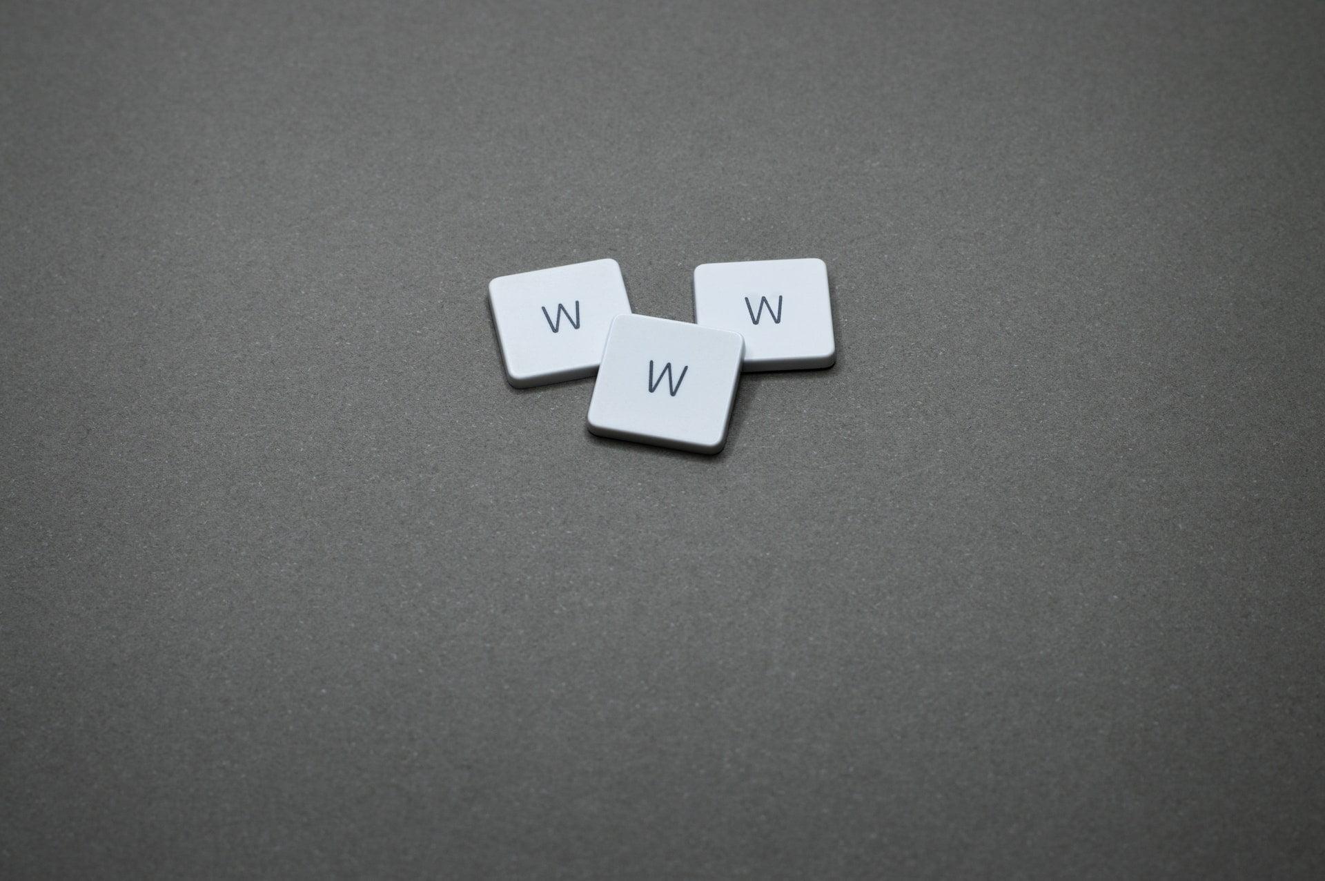 www, domeny