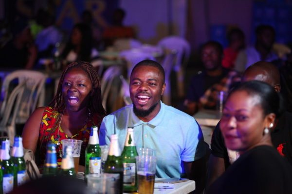 FOOTBALL, BEER AND MUSIC: STAR LAGER SHARES SUPER EAGLES LOVE WITH JOS FANS (PHOTOS) - Brand Spur