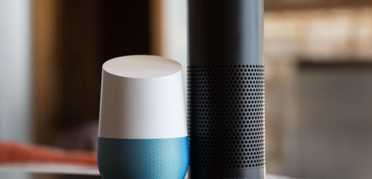 GOOGLE BEATS AMAZON TO FIRST PLACE IN SMART SPEAKER MARKET