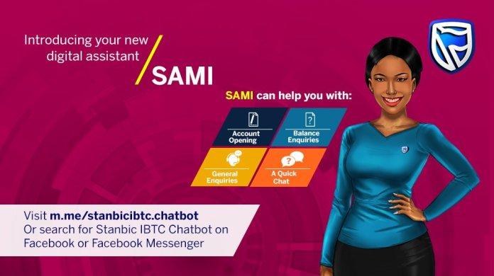 Stanbic IBTC Bank Launches SAMI - Brand Spur