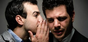 THINGS YOU SHOULD NEVER SHARE AT WORK