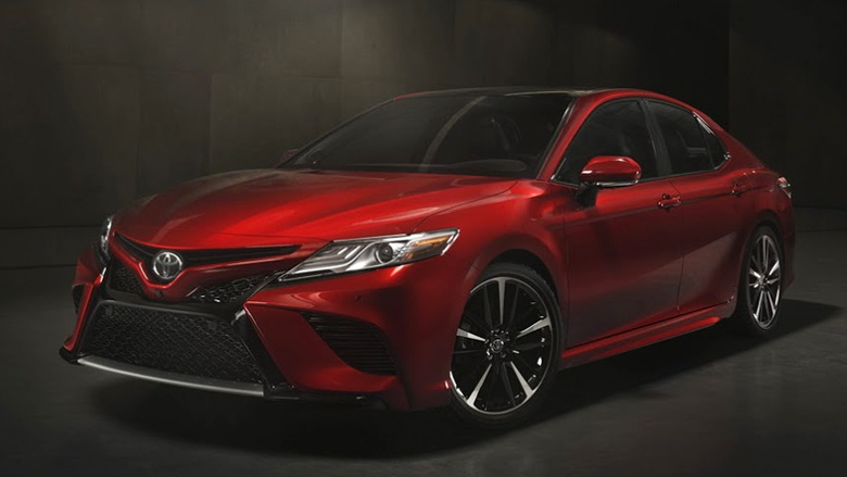 brand new toyota camry nigeria harga yaris trd sportivo unveils all in spur