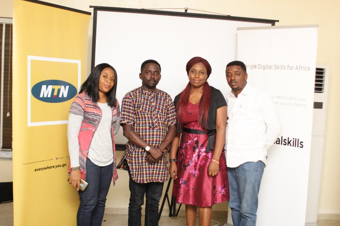 MTN, Google Train Over 40 SMEs On Digital Marketing In Port Harcourt - Brand Spur