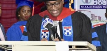 Afe Babalola University Confers Honorary Doctorate Degree on AFDB President Akinwumi Adesina