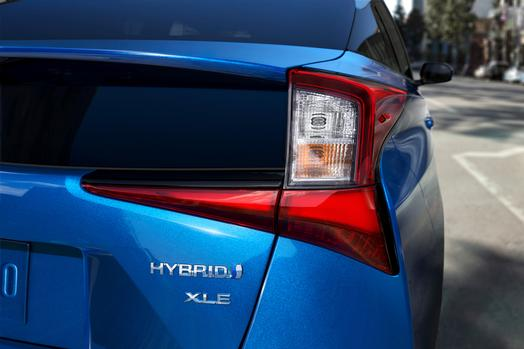 2019 Toyota Prius is Most Capable Yet Thanks to Available New AWD-e System - Brand Spur
