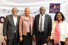POLARIS BANK PINK HEROES BRANDSPURNG Care Organization Public Enlightenment C.O.P E