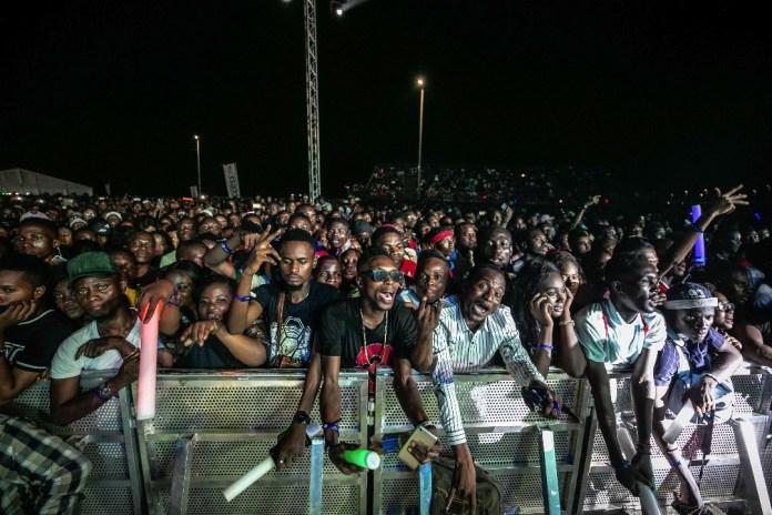 Tiwa Savage, Olamide, Awilo, Dbanj, Kizz Daniel And Others Shut Down Eko Atlantic, As Tiger Beer Brings The Vibe To BAFEST 2018 - Brand Spur