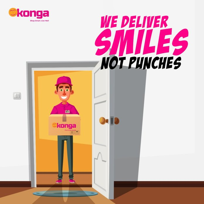Swift, Professional Delivery Responsible For Konga's Rise To e-Commerce Summit - Brand Spur