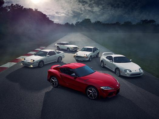 A Legend Returns: 2020 Toyota Supra Makes World Debut (Pictures) - Brand Spur