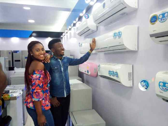 Midea Inverter Air Conditioners Review: Features and Prices in Nigeria (Pictures) - Brand Spur