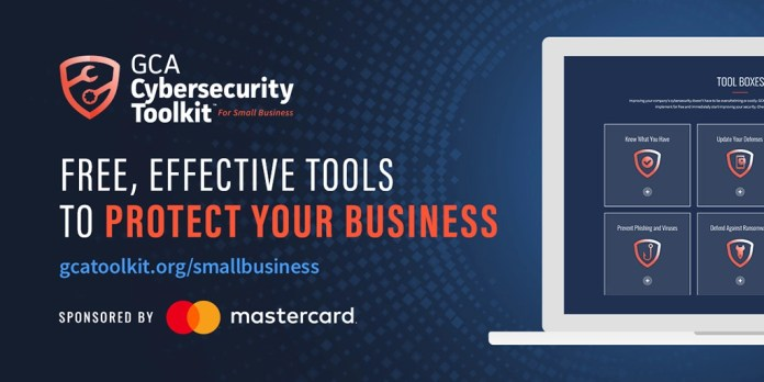 Global Cyber Alliance and Mastercard Launch Cybersecurity Toolkit to Enable Small Businesses to Stay Protected - Brand Spur
