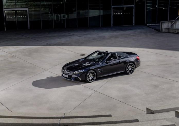 Mercedes-Benz reveals SL Grand Edition (Pictures) - Brand Spur