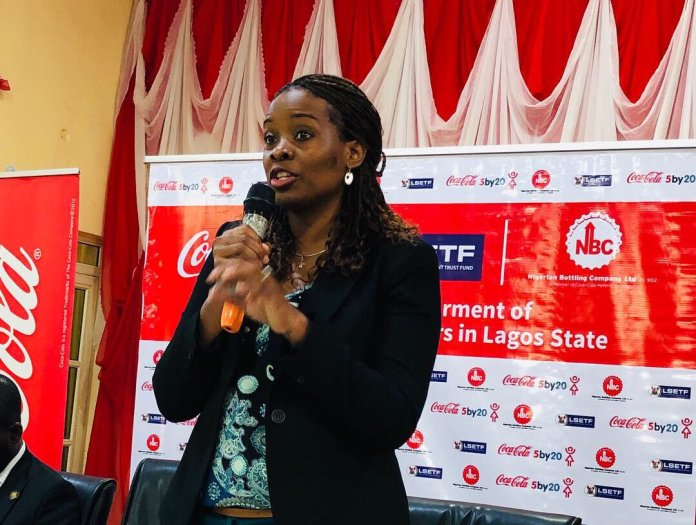 LSETF, Coca-Cola Empower 300 Women (Pictures) - Brand Spur