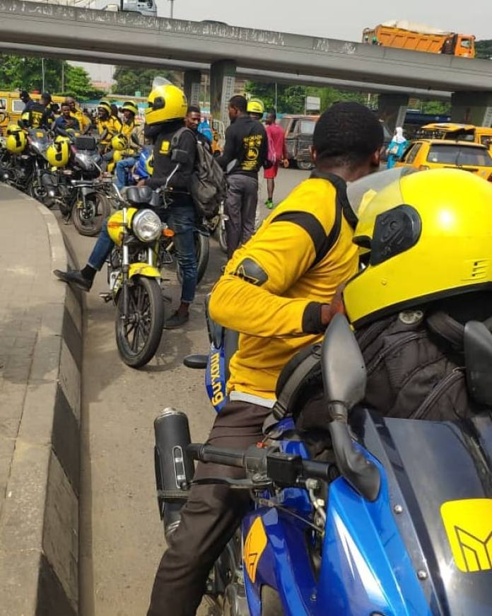 LASG orders 'Gokada', 'Maxokada' to comply with Traffic regulations - Brand Spur