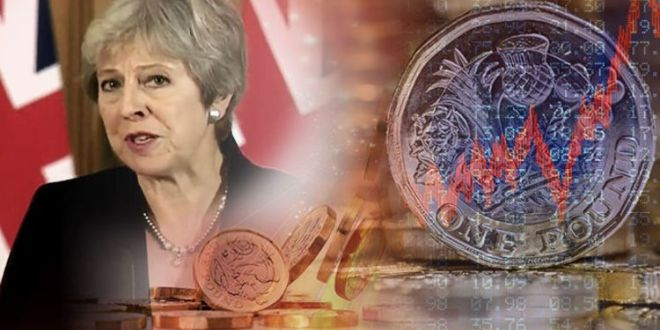 Pound Falls As Lawmakers Challenge May's Brexit Deal Before Crucial Vote - Brand Spur