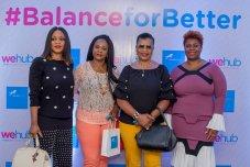 Union Bank Unveils 'Alpher' on International Women's Day brand spur 13