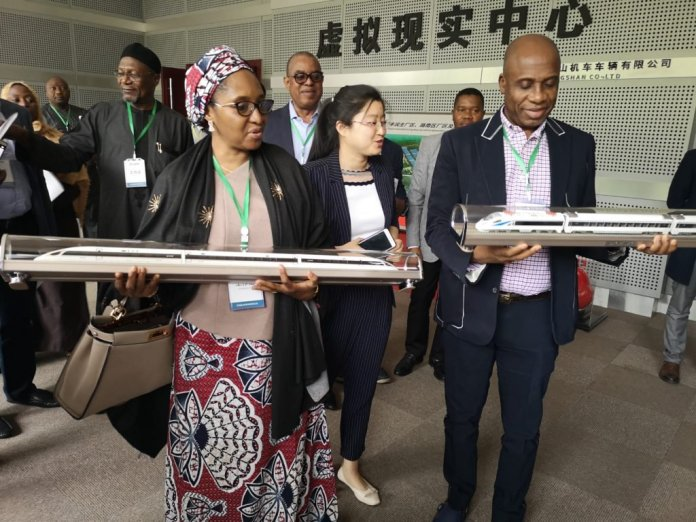 FG to Take Delivery of 10 Coaches from China in June - Brand Spur