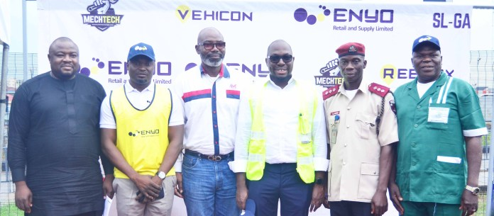 ENYO RETAIL AND SUPPLY GRADUATES MECHANICS FROM 2ND EDITION OF ITS MECHTECH (PHOTOS) - Brand Spur