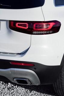 2020 Mercedes-Benz GLB 250 SUV brandspur nigeria3