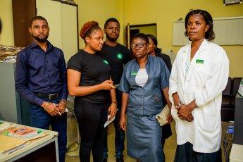 Gokada visits National Orthopaedic Hospital, Igbobi, brandspur nigeria 3