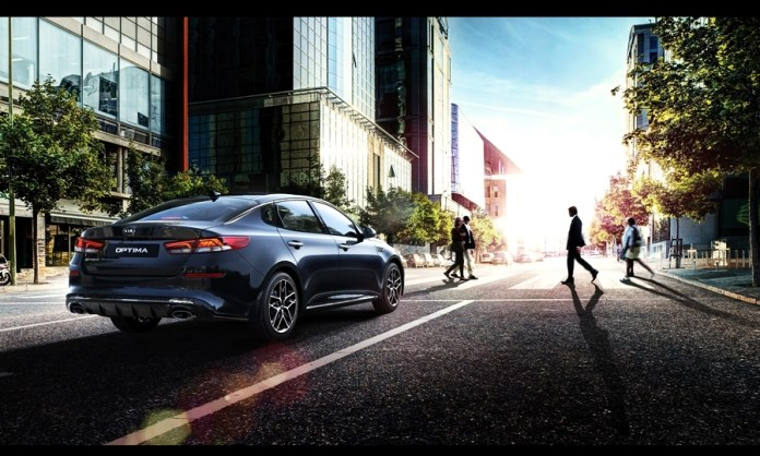 Just Arrived! All-new 2020 Kia Optima, a true reflection of Luxury and Sportiness - Brand Spur