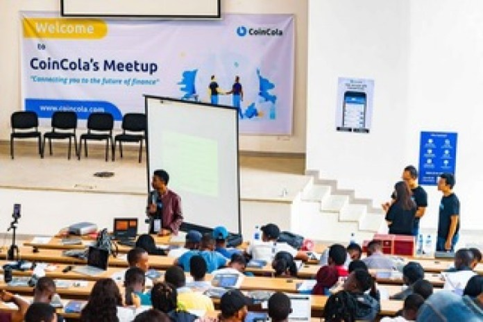 CoinCola First Meet-Up In Lagos - Brand Spur