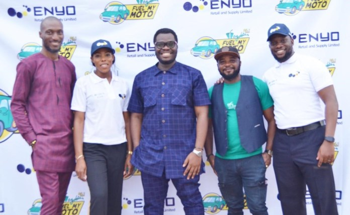 Enyo in Conjunction with Wazobia FM Storm Kano To Delight Customers - Brand Spur