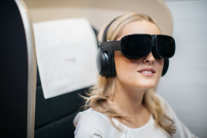 British Airways to Trial Virtual Reality Entertainment in the Skies - Brand Spur