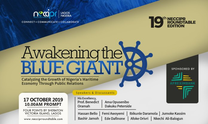 Economic Recovery: PR Roundtable Sets To Explore Opportunities In Maritime Sector - Brand Spur