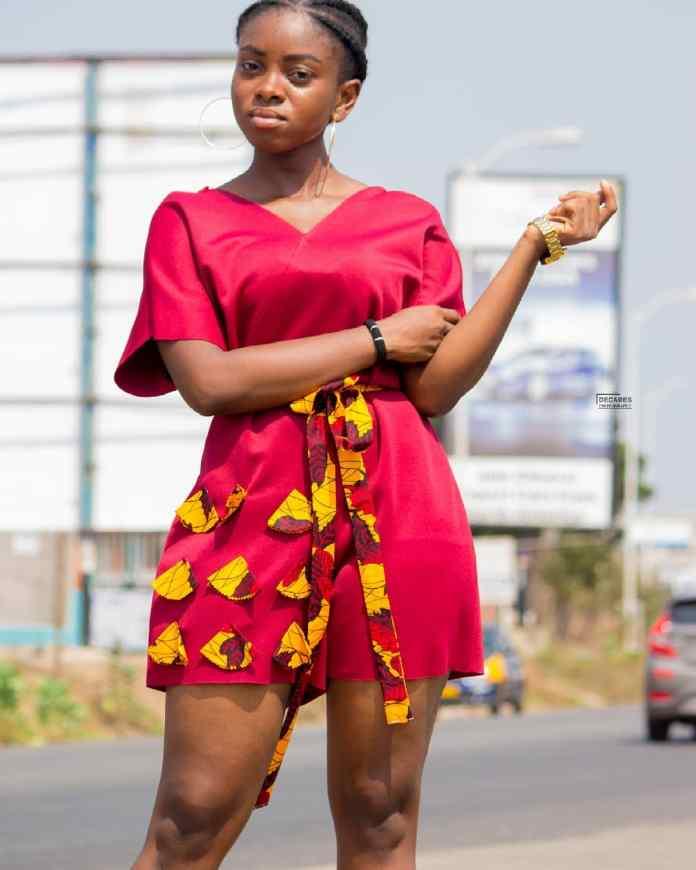Ankara Playsuit Styles You Will Love - Brand Spur