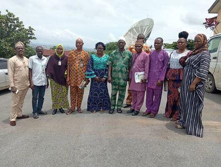 National Film & Video Censors Board (NFVCB) visits NTA Osogbo - Brand Spur