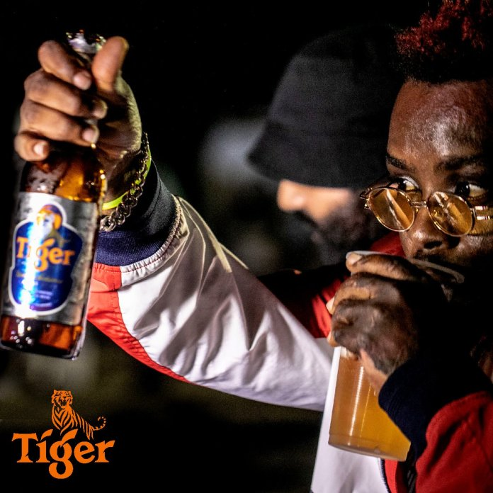 """Tiger Beer Holds Unique """"Uncage"""" Party To Relaunch Brand Brandspur 5"""