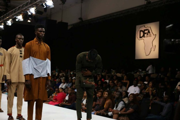 Design Fashion Africa's Finalists Delight Guests At Lagos Show - Brand Spur