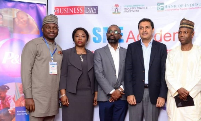 P&G Nigeria partners Bank of Industry to catalyze the SME sector through skilled Academy - Brand Spur