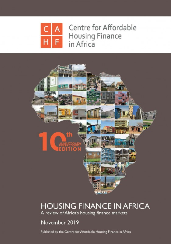 2019 Housing Finance In Africa Yearbook Launched With Regional Argument For Investment In Affordable Housing - Brand Spur