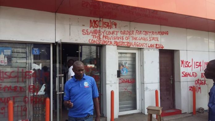 Lagos Seals Big Boss Supermarket Over Sale of Expired Products - Brand Spur