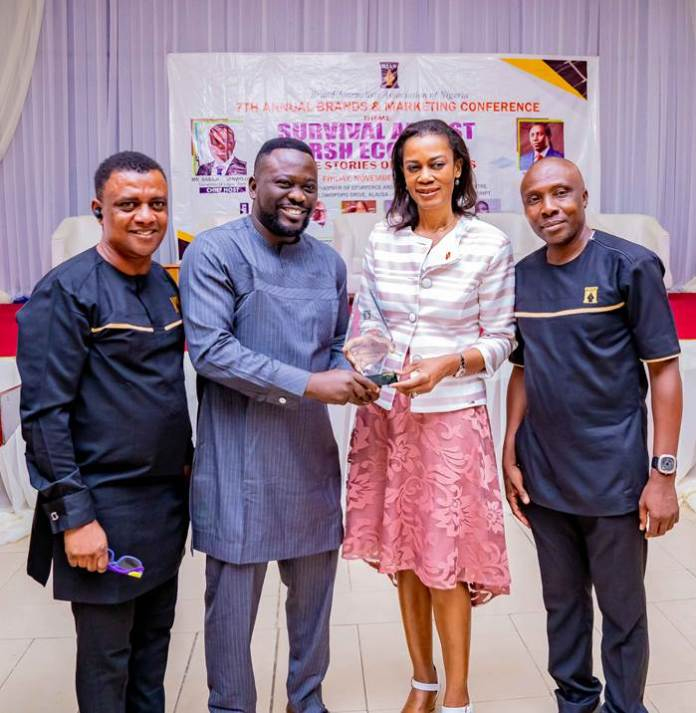 UBA on a winning streak; Gets double recognition as best CSR Company in support of Education (Photos) - Brand Spur