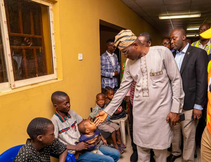 ABULE-EGBA EXPLOSION: Government To Meet With NNPC On Compensation For Victims - Sanwo-Olu - Brand Spur