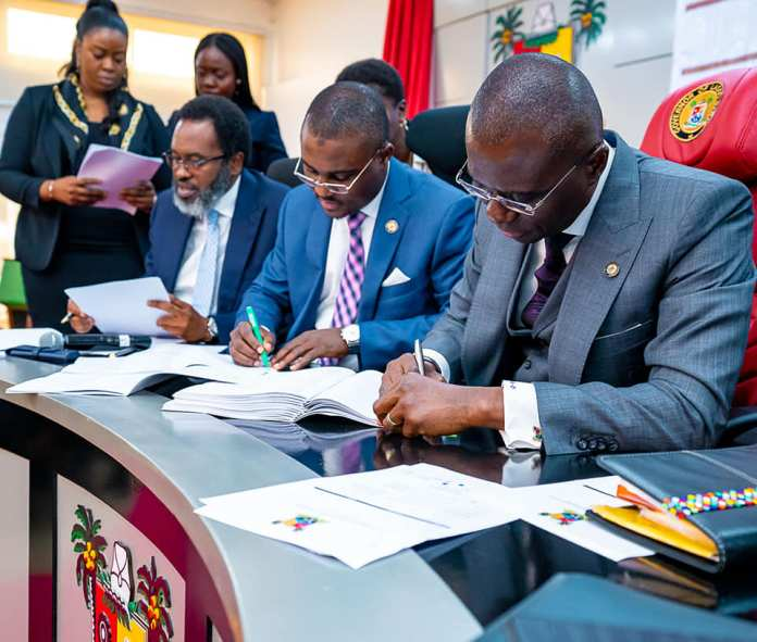 History as Lagos raises N100 Billion Bond to Finance Infrastructure - Brand Spur