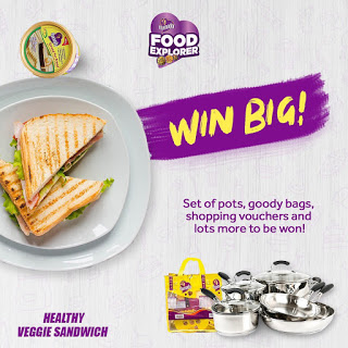 Join Mamador Food Explorer contest, Win Exciting prizes - Brand Spur