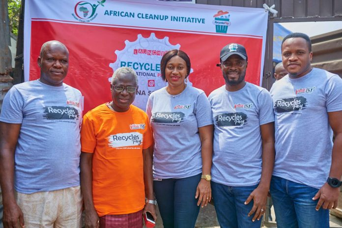 RecyclesPay And Clean Up Naija Earn Coca-Cola Foundation Grants To Boost Environmental Sustainability Efforts - Brand Spur