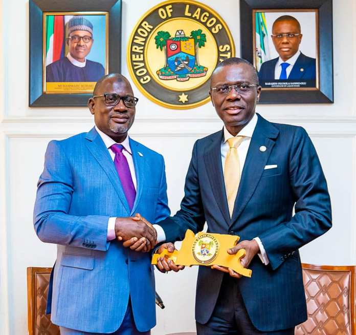There's no Multiple Taxation in Lagos - Sanwo-Olu - Brand Spur